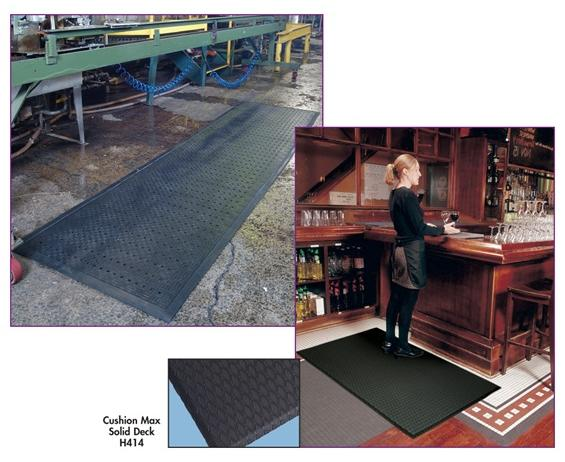 CUSHION MAX ANTI-FATIGUE MATS CUSTOM LENGTH