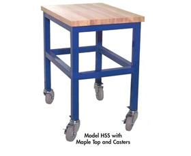 SHOP STAND CASTERS