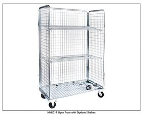 CARGO CARTS - OPTIONAL SHELVES