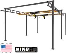 NIKO RAIL WORKSTATION CRANE SYSTEM